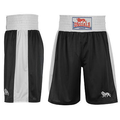 Lonsdale Mens Boxing Training Shorts/Pants Small * BRAND NEW *