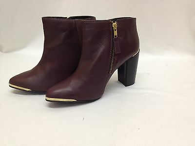 3x Job Lot Womens Ankle Boots Ladies High Heel Boots Girls Leather Look Casual S