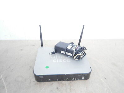 Cisco UC320W-FXO-K9 V03 Small Business Unified Wireless Gigabit Router + Adapter