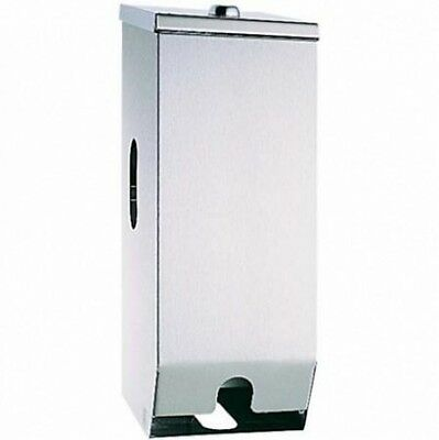 Best Buy - Dual Toilet Roll Holder BBR029 - Surface Mounted & Lockable - White