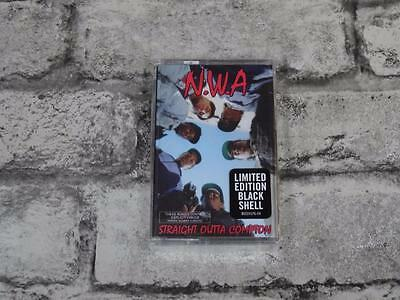 N.W.A. - Straight Outta Compton / SEALED / Cassette Album Tape / NWA / 3306