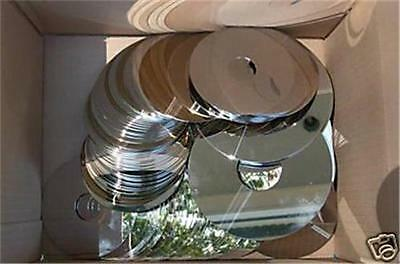 Lot Of 50  Hard Drive Platters Platinum & Gold Recovery/recycle