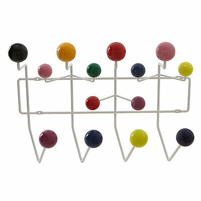 Vitra Eames 'Hang it All' Wall Rack - Genuine with Authenticity Certificate