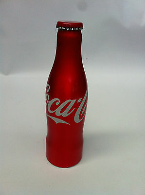 Coca Cola Alu Bottle Flasche limited edition