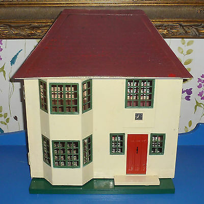Tri-ang Triang Vintage 1949-1950 Dolls House No.50 New Decoration, Restored