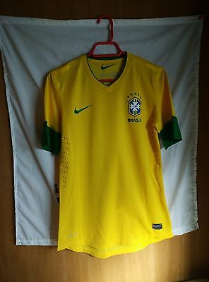Player Issue Camiseta de Brasil talla M | Nueva a estrenar y original