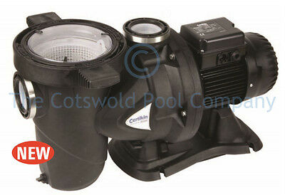 Certikin Euroswim 1~ 230V Swimming Pool Pump  Free Next Day Delivery
