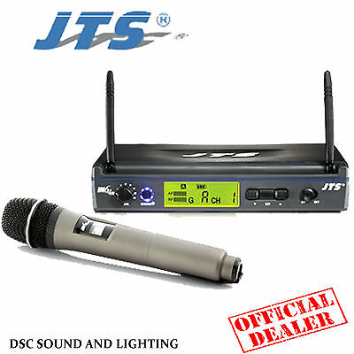 Jts In-164R / In264Th Handheld Professional Wireless Uhf Microphone System