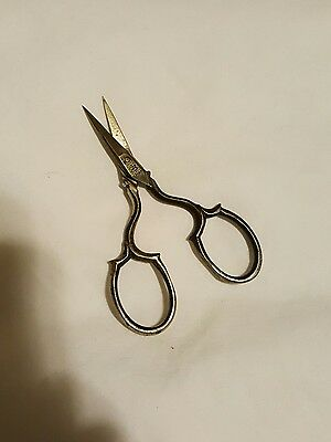 Small Antique Sewing Scissor  FREE SHIPPING