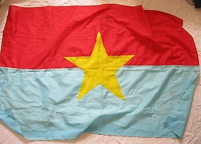 FLAG -  RESOLVE TO FIGHT , THE NATIONAL LIBERATION FRONT _ The NL vietnamwar