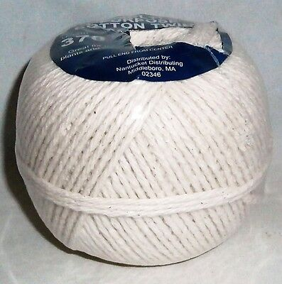 Cotton Twine Multi Purpose  370 Ft  Great For Gardening