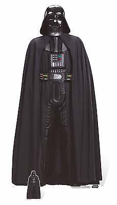 Darth Vader Rogue One: A Star Wars Story Lifesize and Mini Cardboard Cutout