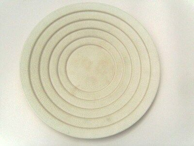 Bretby pottery charger