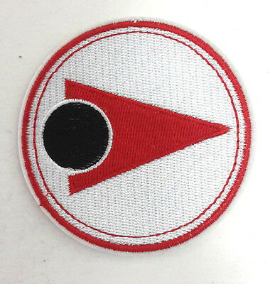 """Space:1999 TV Series Astronaut 3"""" Wide Uniform Patch- FREE S&H  (SPPA-1914)"""