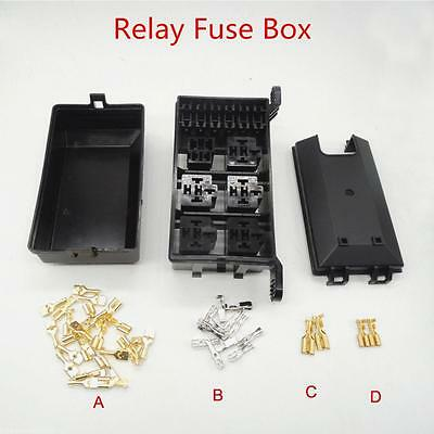 Auto Fuse Box Relay Holder 6 Relay 5 Road The Nacelle Insurance Car Insurance