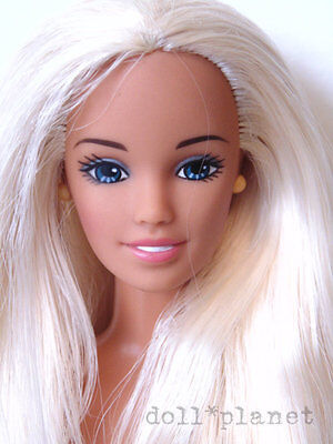Teen SKIPPER Doll Florida Nude for play or OOAK long blonde hair Barbie sister