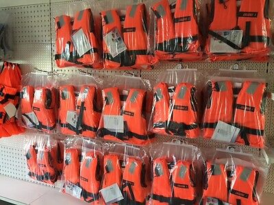 Life Jacket Pfd LALIZAS CHILD Adult Lifejacket 100N ISO 12402-4