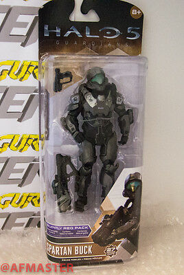 Halo 5 Series 2 Spartan Buck McFarlane Toys Action Figure
