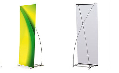 Salamander Tension Banner Stand~Display~Exhibition~Event~No Graphics~NOW REDUCED