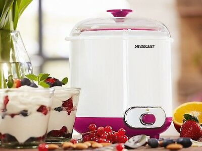 SilverCrest Yogurt Maker-High Quality
