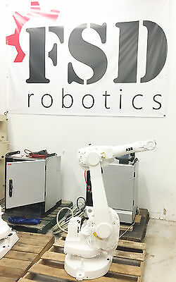 ABB 16-52616 Robot IRB1600 1.45 6kg IRC5 M2004 - With Safe Move!!