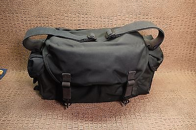 DOMKE J1 Ballistic Black Camera Bag with 2 Inserts - Very Good Used Condition!