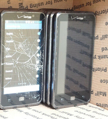 Lot of 8 LG Spectrum Verizon Smartphones 6 Power On AS-IS