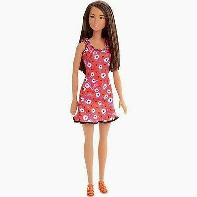 NEW! 2017 Barbie Girls Asian Lea Brand Entry Doll ~ New In Box