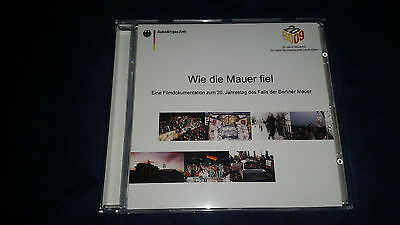 DVD, The Fall of the Wall in Berlin, Historic Events, Rare