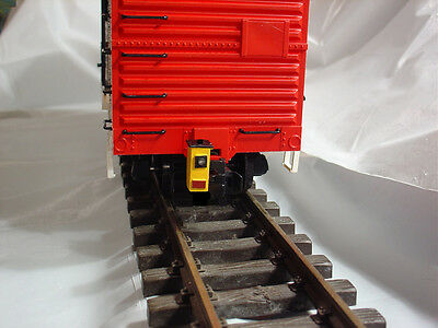 Operating  End Of Train Device    ---- (fred)