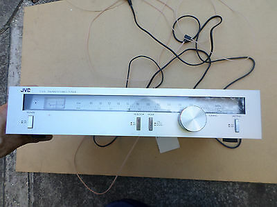 JVC T-V3 AM/ FM Stereo Tuner  FREE POST   MADE IN JAPAN