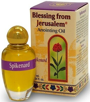 Anointing Oil 10ml Spikenard from Israel. FREE DELIVERY