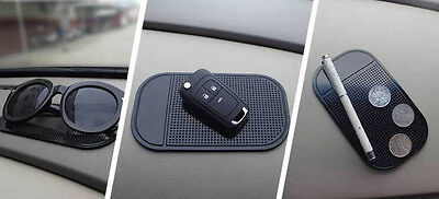 5 Pcs Nano Car Magic Anti-Slip Phone Hold Dashboard Sticky Pad Non-slip Mat