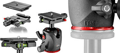 Manfrotto XPRO ball head MHXPRO-BHQ6 Top Lock