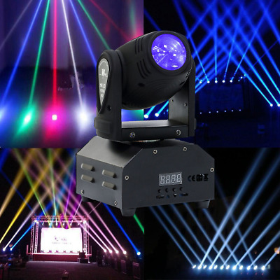 60W RGBW LED Moving Head Stage Lighting Beam DMX Bar Disco Club Party DJ Lights