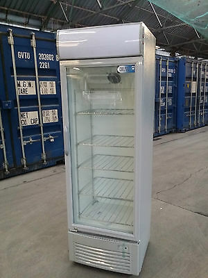 Drinks Fridge Wine Bottle Glass Fronted Display Fridge Chiller Cooler