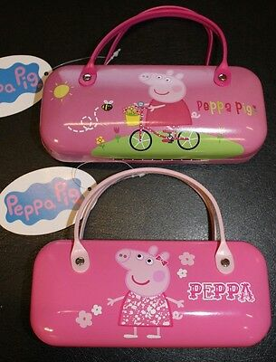Official Licensed Peppa Pig Glasses Sunglasses Spectacle Case - BNWT!