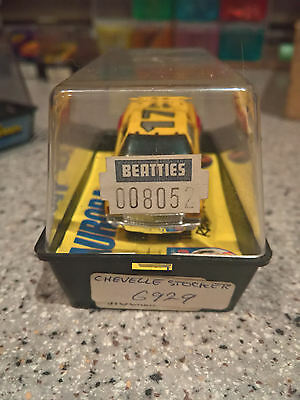 Boxed Vintage Aurora AFX Magnatraction Chevelle StockCar - 2 of 2