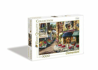 Clementoni Puzzle 33530 - Buon appetito - 3000 pezzi High Quality Collection