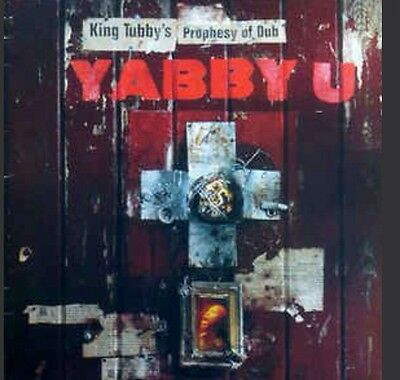 Rare Sealed LP! Yabby You-King Tubby's Prophesy Of Dub Vinyl Blood+Fire 180Grams