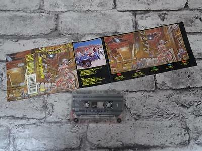 IRON MAIDEN - Somewhere In Time / Cassette Album Tape / 3379