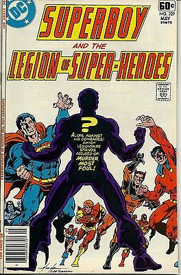 Superboy & the Legion of Super-Heroes #239 (May 1978, DC) VF+