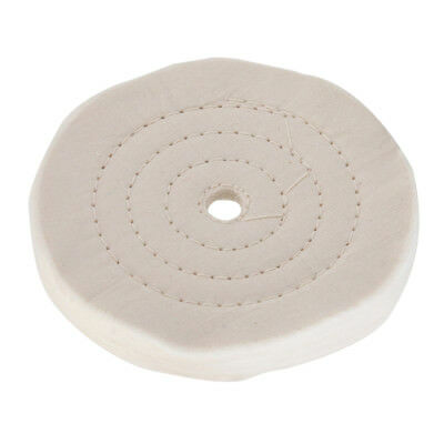 Silverline Double-Stitched Buffing Wheel 150mm 633782