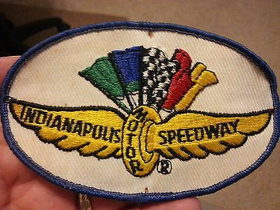 Indianapolis Motor Speedway Patch Indiana