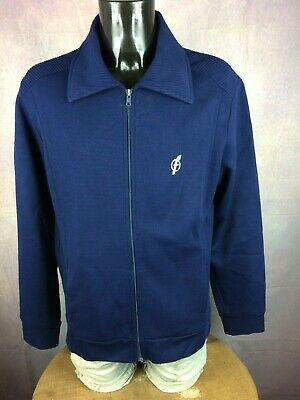 FOOTING Veste Jacket Chaqueta Giacca True Vintage Made in France Old School F