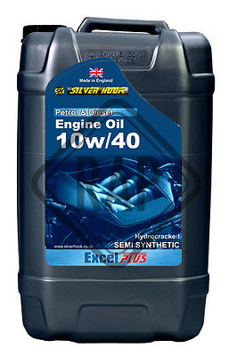 SH 10w40 Semi Synthetic Engine oil 25 L Litres API SL A3 B4