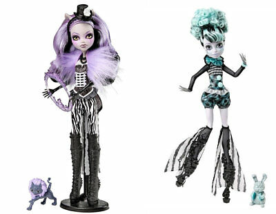 Monster High Freak Du Chic Twyla OR Clawdeen Wolf Doll - New