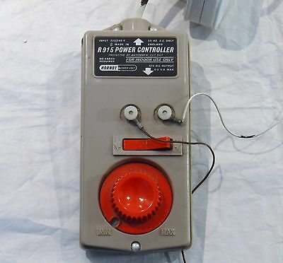 VINTAGE HORNBY R915 POWER CONTROLLER for model railway UNTESTED