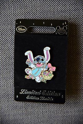 Disney Store - Stitch Pin - Easter Special - Limited Edition (1000)- 2016