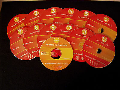 Russ Whitney Commercial Real Estate Investing Advanced Training Dvd Set Complete